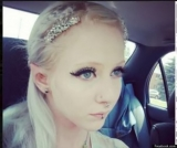 Melynda Moon Has Ears Surgically Modified To Look Like Elf Ears 49102