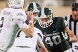 Michigan State suspended middle linebacker Max Bullough hasn't made Rose Bowl trip 49169