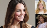 Duchess of Cambridge beats Holly Willoughby to be named best beauty icon of 2013 49276